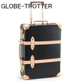 グローブトロッター GLOBE-TROTTER キャリーケース スーツケース バッグ 鞄 かばん 旅行かばん 旅行鞄 SAFARI 20 トロリーケース サファリ コロニアルブラウン GTSAFCN20TC COLONIAL BROWN NATURAL 正規品 セールブランド 新品 新作 2019年