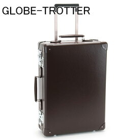 グローブトロッター GLOBE-TROTTER スーツケース トロリーケース バッグ 鞄 かばん トローリーケース ORIGINAL オリジナル 20インチ キャリーケース ブラウン/ブラウン GTORGBR20TC BR/BR 正規品 ブランド 新品 新作 2020年 プレゼント