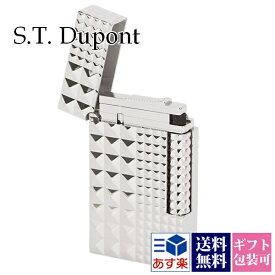 エステー デュポン S.T.Dupont ライター メンズ 喫煙具 LIGNE2 ライン2 ダイアモンドヘッドカット パラディウムフィニッシュ シルバー 16066 正規品 ブランド 新品 新作 2020年 ギフト プレゼント