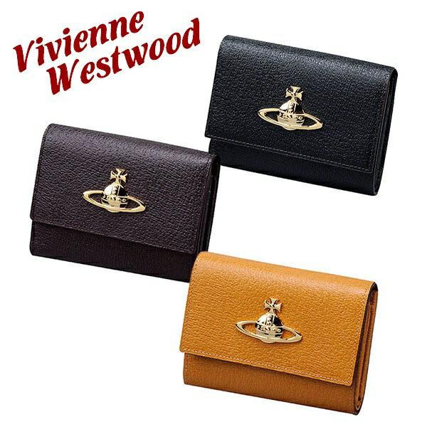 送料無料 新品 ヴィヴィアンウエストウッド Vivienne Westwood 財布 三つ折り財布 レディース EXECUTIVE LF札入 3318C93 正規品 福袋 セール バレンタイン 早割 2018 ブランド品