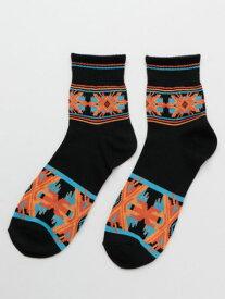 チャイハネ 公式 《ティーブミドルソックス(24cm)》 エスニック アジアン ファッション雑貨 靴下 CISP9201