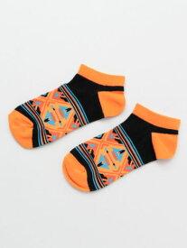 チャイハネ 公式 《ティーブくるぶしソックス(24cm)》 エスニック アジアン ファッション雑貨 靴下 CISP9202