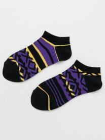 チャイハネ 公式 《ワナくるぶしソックス(24cm)》 エスニック アジアン ファッション雑貨 靴下 CISP9210