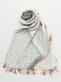 欧州航路 公式 《アンカーストール》 ヨーロッパ 雑貨 ファッション ファッション雑貨 ストール/ショール/スカーフ LCOP9105
