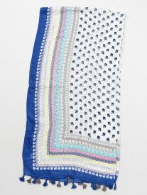 欧州航路 公式 《ドットボタニストール》 ヨーロッパ 雑貨 ファッション ファッション雑貨 ストール/ショール/スカーフ LCOP9106