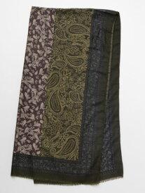 欧州航路 公式 《ペーズリーストール》 ヨーロッパ 雑貨 ファッション ファッション雑貨 ストール/ショール/スカーフ LCOP9108