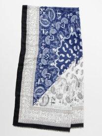 欧州航路 公式 《ペズリストール》 ヨーロッパ 雑貨 ファッション ファッション雑貨 ストール/ショール/スカーフ LCOP9109