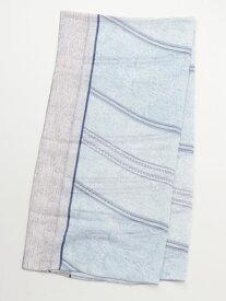 欧州航路 公式 《ジオメボタニストール》 ヨーロッパ 雑貨 ファッション ファッション雑貨 ストール/ショール/スカーフ LCOP9110