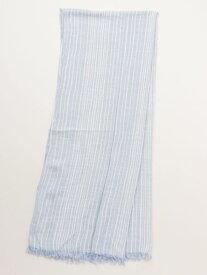 欧州航路 公式 《L/Cストライプストール》 ヨーロッパ 雑貨 ファッション ファッション雑貨 ストール/ショール/スカーフ LCOP9111