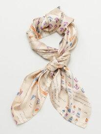 欧州航路 公式 《マリンスカーフ》 ヨーロッパ 雑貨 ファッション ファッション雑貨 ストール/ショール/スカーフ LCOP9119