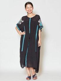 チャイハネ 公式 《ロタリーワンピース》 エスニック アジアン ファッション ワンピース IDS-9533