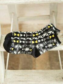 チャイハネ 公式 《リムミドルソックス(24cm)》 エスニック アジアン ファッション雑貨 靴下 CISP9303