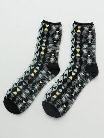 チャイハネ 公式 《リムハイソックス(27cm)》 エスニック アジアン ファッション雑貨 靴下 CISP9306