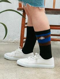 チャイハネ 公式 《ハイホーミドルソックス(24cm)》 エスニック アジアン ファッション雑貨 靴下 CISP9307