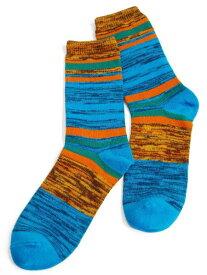 チャイハネ 公式 《ネパミドルソックス27cm》 エスニック アジアン ファッション雑貨 靴下 CISP1111