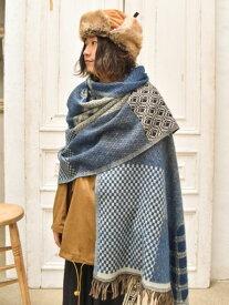 チャイハネ 公式 《シビナストール》 エスニック アジアン ファッション雑貨 ストール/ショール IDSP9303