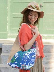 【SALE】チャイハネ 公式 《カンガジュートBAG》 エスニック アジアン ファッション雑貨 バッグ/リュック ISAP8146