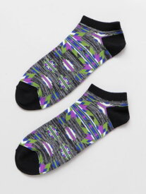 チャイハネ 公式 《ティバクルブシソックス(27cm)》 エスニック アジアン ファッション雑貨 靴下 CISP0108