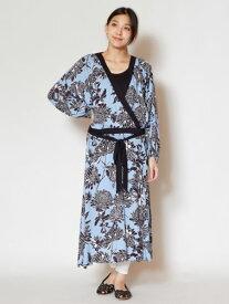 【SALE】チャイハネ 公式 《ロリエワンピース》 エスニック アジアン ファッション ワンピース IAC-9107