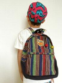 チャイハネ 【KIDS】レイボリュック 公式 エスニック アジアン ファッション KIDS(こども) NSSP5173