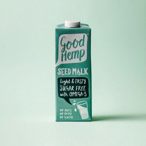 GOODHEMP ヘンプミルク 1リットル