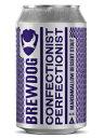 <濃厚な甘みでまったり!> ブリュードッグ コンフェクショニスト パーフェクショニスト マシュマロ デザート スタウト (缶) 6.0% 330ml