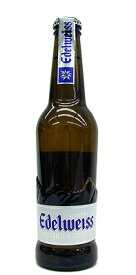 【花のような白ビール!】 エーデルワイス スノー フレッシュ 5.0% / 330ml / フレーバード ヴァイスビア タイプ / ヨーロッパ
