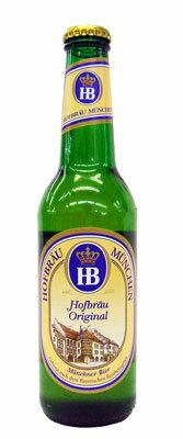 ホフブロイ ミュンヘン オリジナル 5.1% / 330ml / ピルスナー タイプ / ドイツ