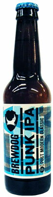 ブリュードッグ パンク IPA (瓶)/ 5.6% / 330ml