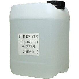 【業務用・大容量 5000ml】 オード・ヴィー・ド・キルシュ 5L 45度 <ブランデー/フランス>