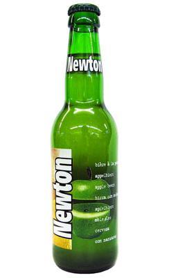 ニュートン 青りんごビール 3.5% / 330ml / カクテルビール タイプ