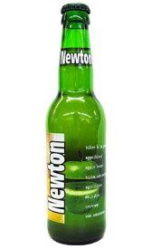 ニュートン 青りんごビール 3.5% 330ml カクテルビール タイプ