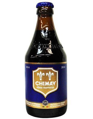 シメイ ブルー 9.0% / 330ml / トラピストビール