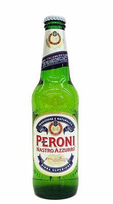 ペローニ ナストロアズーロ 5.2% / 330ml / ピルスナー タイプ