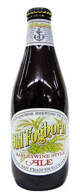 アンカー オールドフォグホーン ビール 9.4% / 355ml / バーレイ ワイン タイプ