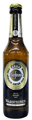 ヴァルシュタイナー ドイツビール (瓶) 4.8% / 330ml / ジャーマン・ピルスナー