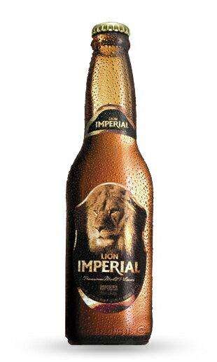 【待望の再入荷!】ライオン インペリアル (瓶)8.8% 330ml / ストロングラガー