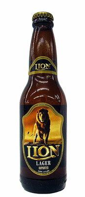 【待望の再入荷!】ライオン ラガー(瓶) 4.8% / 330ml / ピルスナー タイプ
