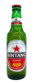 ビンタン インドネシア ビール (瓶) 4.8% 330ml ピルスナー タイプ