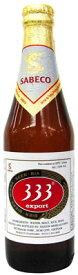 333 <バーバーバー>(瓶) ビール 5.0% 355ml ペールラガー タイプ ベトナム