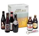 【在庫処分特価!】【送料無料!】ベルギービール 飲み比べ 6本セット (栓抜付き)