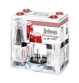 リーフマンス フルーツビールセット (4本+専用グラス付き) 【のし対応可】