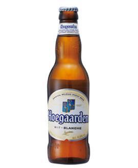 ヒューガルデン ホワイト 4.9% 330ml / ウィート・ホワイト エール / ベルギー