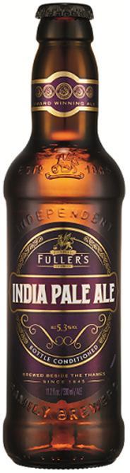 フラーズ インディア ペールエール(IPA)5.3% 330ml