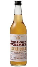 【安くて美味しいスコッチ!】 サンピース エクストラゴールド ブレンデッドウイスキー 37% 600ml