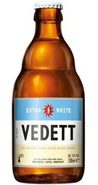 ヴェデット エクストラ ホワイト ビール 4.7% / 330ml / ベルジャン・ホワイトエール / ベルギー