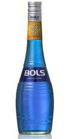 ボルス ブルーキュラソー リキュール21% 700ml 並行輸入品果実系(オレンジ)
