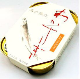 天の橋立 わかさぎ油漬 缶詰 105g 竹中缶詰