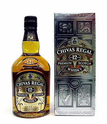 シーバス リーガル 12年 40度 / 700ml / ブレンデットスコッチウイスキー