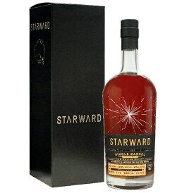 <初のシングルカスク!> スターワード レッドワインカスク 4年 55.7% 700ml シングルカスク オーストラリア ウイスキー